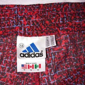 adidas Shorts - Adidas Active Wear Shorts with a Snap Waist